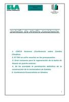 Boletin 13 medioambiente