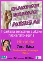 20121122 Conferencia de tere Sáez