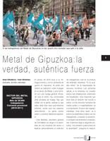 Metal de Gipuzkoa