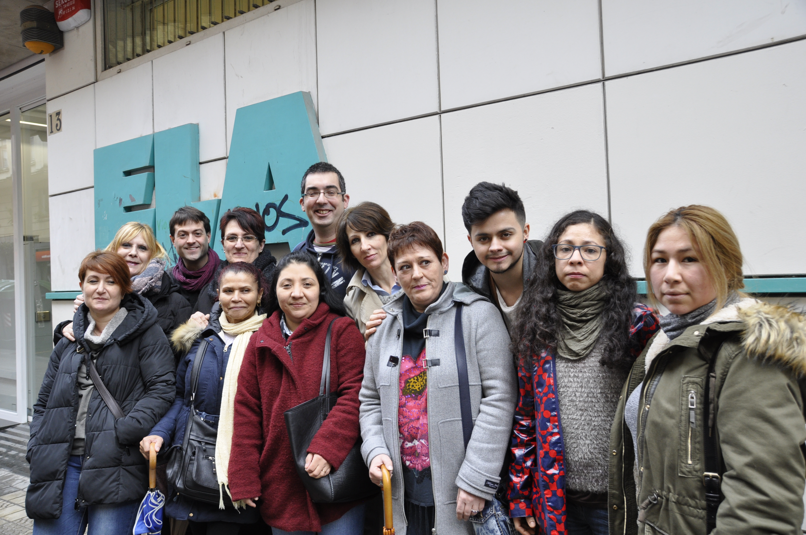 NH Villa Bilbao Langileak