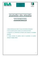 Boletin medio ambiente 32