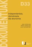 Independentzia demokrazia ekonomia