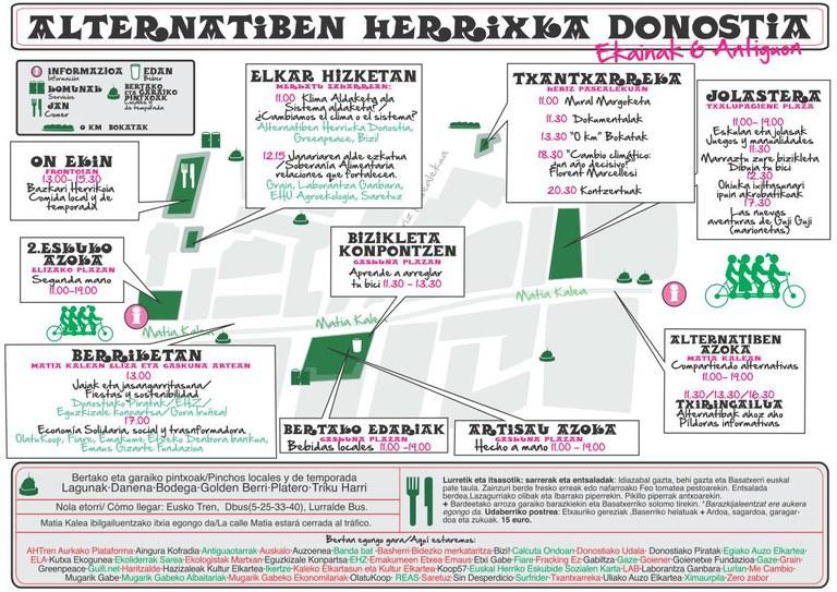 Alternatiben Herrixka Donostia planoa